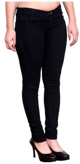 Stretchable denim fit jeans Women's Luana Slim 86fwxR