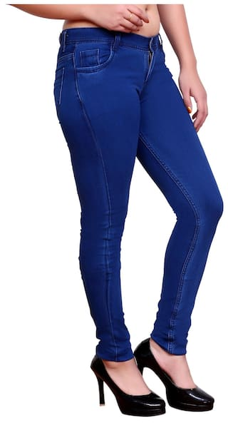 of Luana fit Pack Stretchable Slim jeans denim 2 Women's qZr0Zwx6