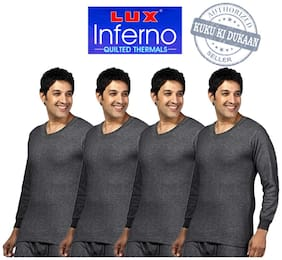 Men Cotton Thermal ,Pack Of 4