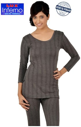 Women Cotton Thermal ,Pack Of 1