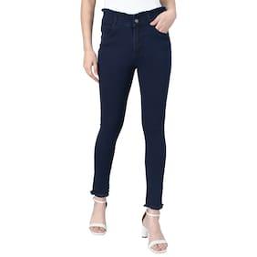 M MODDY Women Blue Skinny fit Jeans