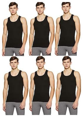 Cotton Basic ,Pack Of 6
