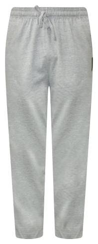 MacroMan Men Cotton Solid Pyjama - Grey