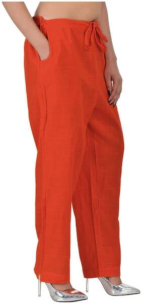 Magnus Women's Cotton Ethnic Bottom Pants