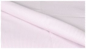 Makhanchor Men Cotton Suiting - Pink