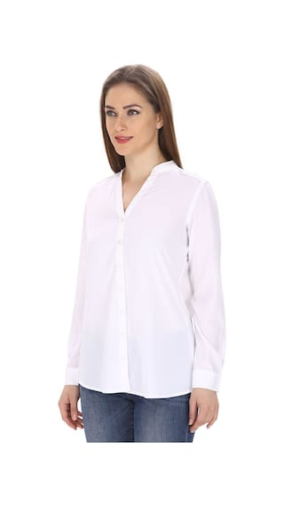 Shirt White Mansicollections Classic Formal Classic Mansicollections XaqOxXwYS