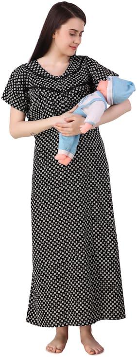 Women Printed Maternity Wear
