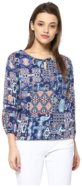 Mayra Women Printed Regular top - Multi