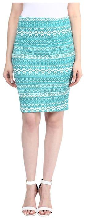 Mayra Weastern Skirt