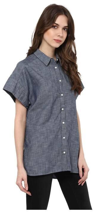 Cotton Boyfriend Mayra Shirt Women's Women's Mayra 6CHTTwfxqZ