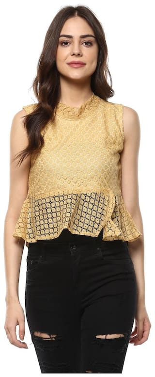 Mayra Women's Party Wear Top