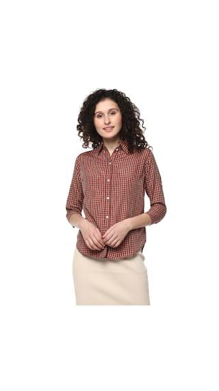 Mayra Women's Party Wear Shirt
