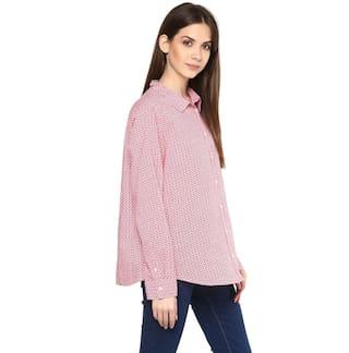 Mayra Women's Cotton Shirt