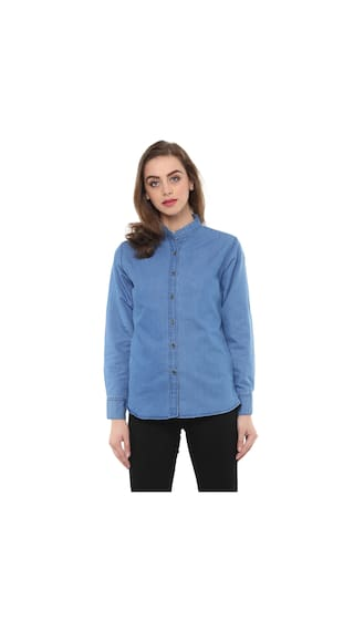 Mayra Women's Party Wear Shirt