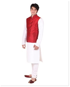 Mehta Apparels Kurta Jacket Set