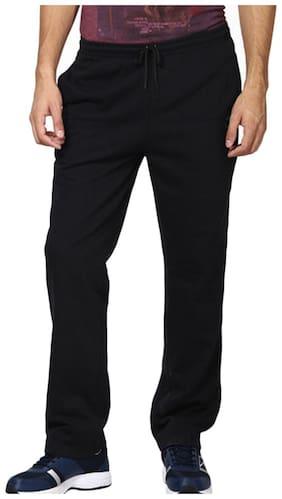 Mehta Apparels Men Cotton Track Pants - Black