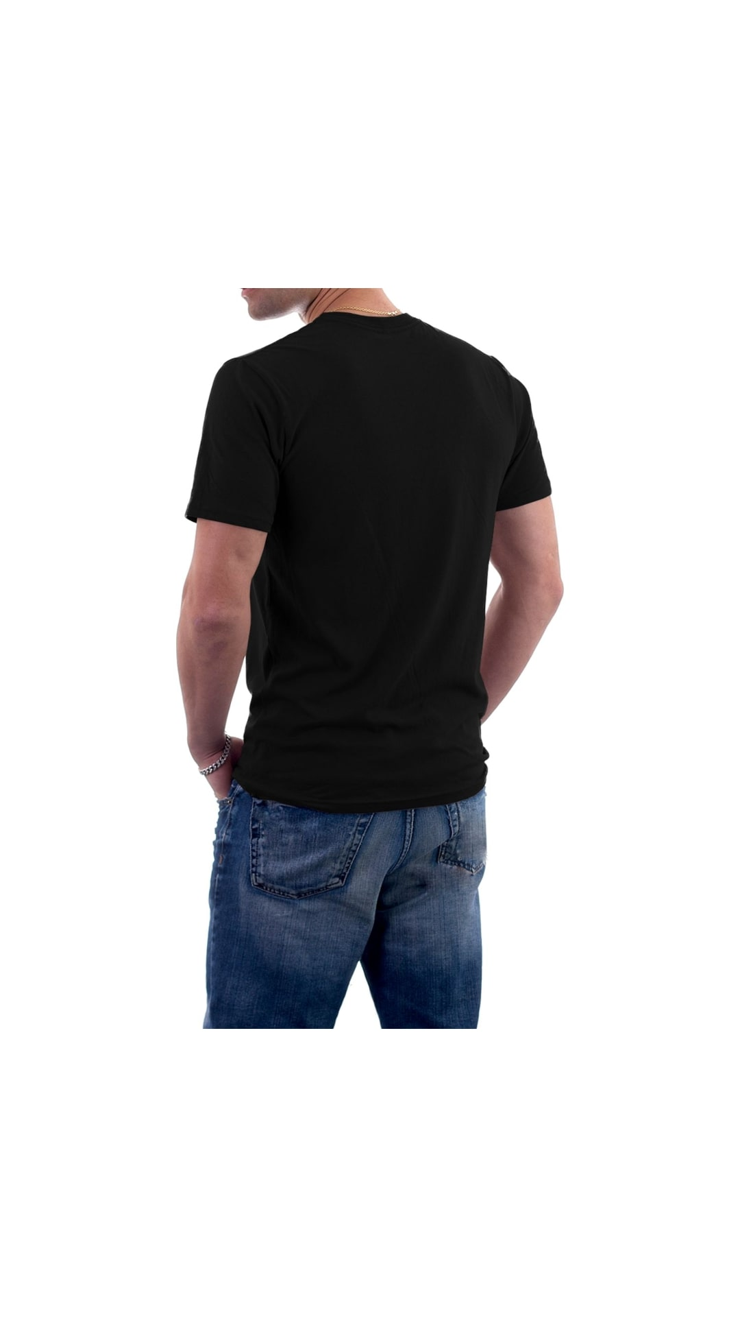 d5fc39c6 Buy UNIPLANET STORE Men Regular fit Round neck Printed T-Shirt - Black  Online at Low Prices in India - Paytmmall.com