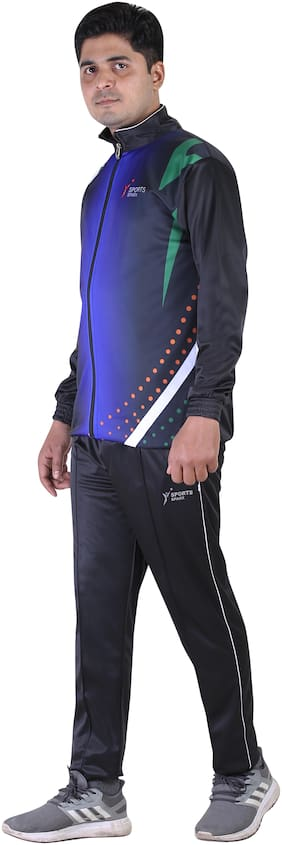 Men Polyester Track Suit