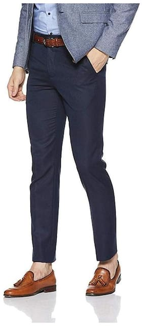 2b25f3ad2d Formal Trousers for Men - Buy Men's Formal Trousers & Pants Online