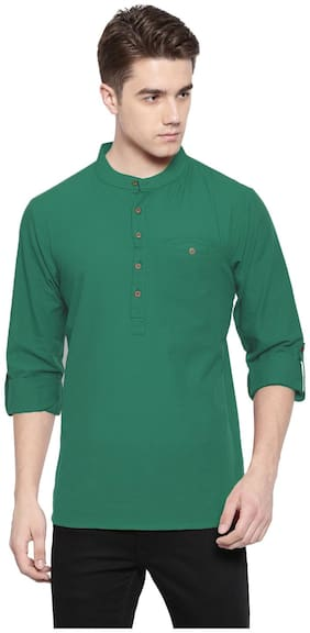 Mens Short Kurta