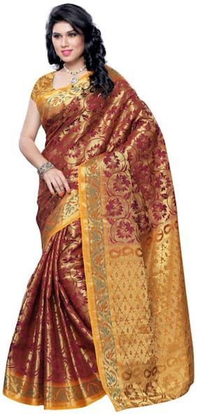 Blended Universal Saree