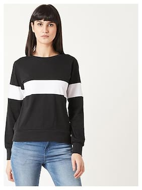 Women Color Blocked Sweater ,Pack Of 1