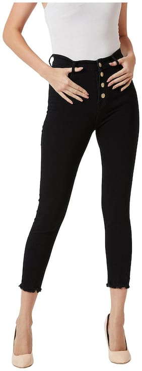 Women Skinny Fit Jeans ,Pack Of Pack Of 1