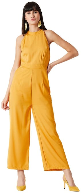 Women Solid Jumpsuit ,Pack Of 1