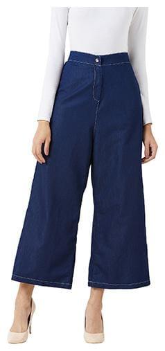 Women Solid Regular Pants ,Pack Of Pack of 1