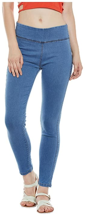Women Super Skinny Fit Jegging