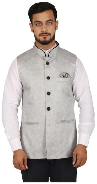 7243b42a4 Buy Modi Jacket Or Nehru Jacket Online at Low Prices in India ...