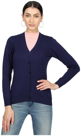 Women Solid Sweater ,Pack Of 1