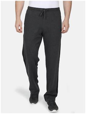 Regular Fit Cotton Blend Track Pants ,Pack Of Pack Of 1