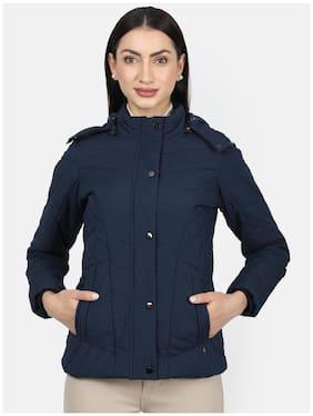 Women Solid Jacket