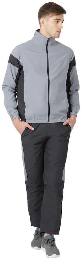 Regular Fit Polyester Track Suit