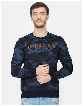 Men Camouflage Sweatshirt