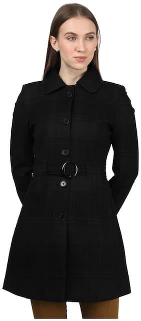 Women Cotton Regular FIt Coat
