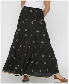 Women Printed Skirt
