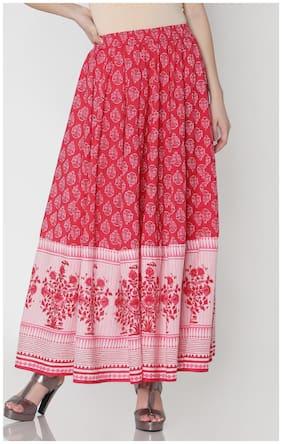 Women Printed Skirt