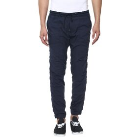 Mufti Men's Low Rise Slim Fit Jeans - Blue