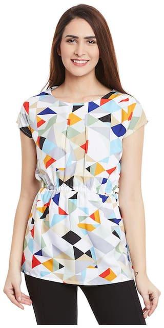 Multicolor Printed Top