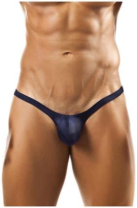 Men Microfibre Solid Underwear