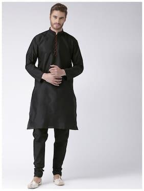 Nawab-Saheb Designer Silk Kurta Pyjama For men
