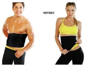 Neotex Hot Shaper Belt Neotex Body Sweat Fat Burn Slimming