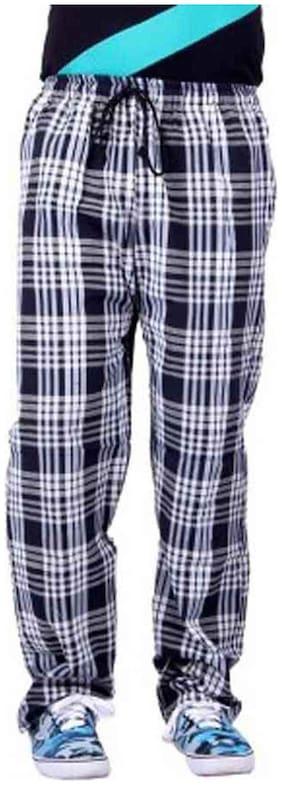 NewLadiesZone Blue Cotton Pyjama