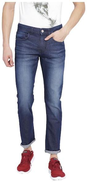 Newport Men Mid rise Slim fit Jeans - Blue