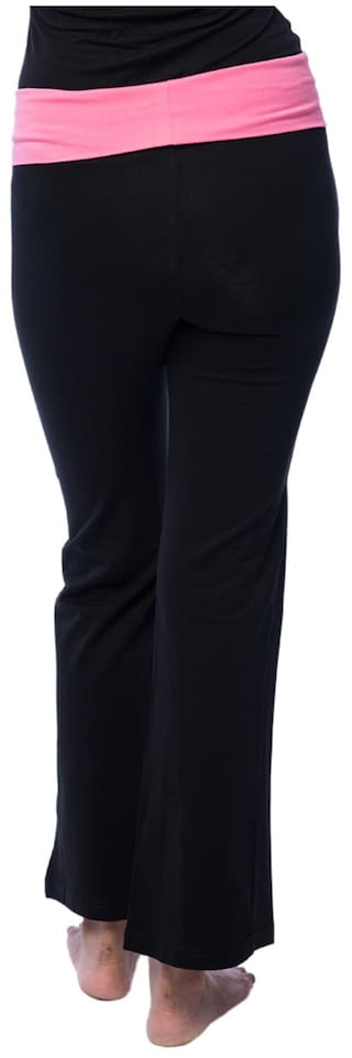 Pant Nite And Cotton Track Lycra Flite Black 7Yrq0wgY