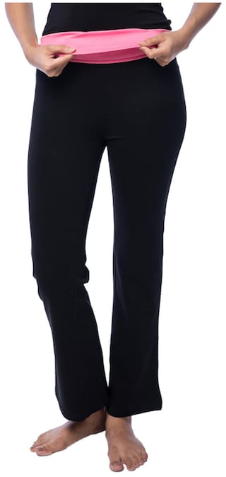 Lycra Track Flite Pant Cotton Black Nite And awIRqURB