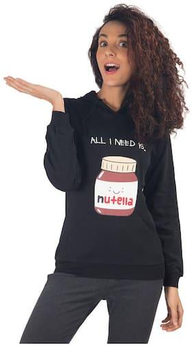 Nite Flite Women Printed Hoodie - Multi