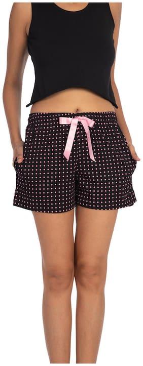 Nite Flite Women Printed Regular shorts - Multi